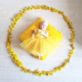 BABY FLOWER MANDALA – March