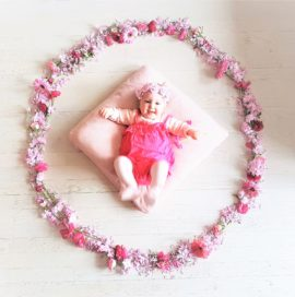 BABY FLOWER MANDALA – May