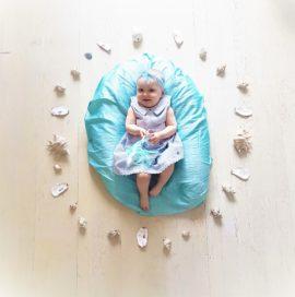 BABY FLOWER MANDALA – JULY