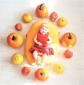 BABY FLOWER MANDALA – September
