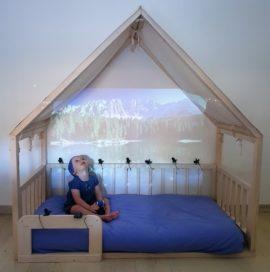 My Montly Montessori Bedroom – TRENTINO